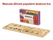 Mankala | Africká desková nejpopulárnější hra pro dva hráče