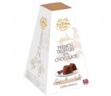 Čokoládový lanýž  s příchutí Cappuccino Truffles