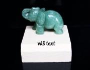 Slon pro štěstí | kámen avanturín
