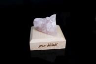 Růženín minerál kámen pro štěstí dárek