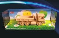 Nákladní auto, hračka s výklopným kontejnerem
