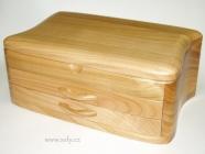 Luxusní šperkovnice ze dřeva české výroby