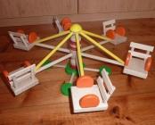 Kolotoč - hračky ze dřeva
