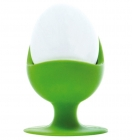 Stojánek na vajíčko s přísavkou - zelený