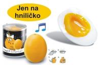 Vařiče vajíček pro vejce jen nahniličko - středně měkko.