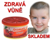 Vůně do auta Aromatic višeň