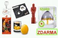 4+1= 1x FireWire +1x BeepEgg Classic + CD Andě & Ďábel + Al Dente + ZADARMO 1x iShake