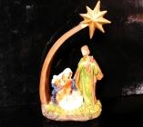 Betlém vánoční dekorace