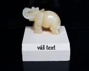 Slon OPALIT, dárek např. pro paní účitelku