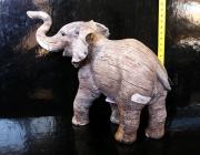 Velký slon pro štěstí, dekorace, dárek