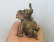 Malý slon, sloník dekorace, dárek