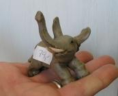 Malý slon, figurka, dárek