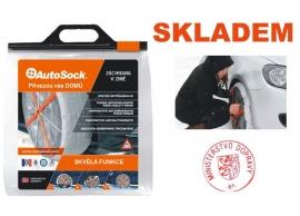 AutoSock 645– textilní sněhové řetězy pro osobní auta