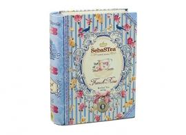 Bylinkový sypaný čaj, dárkové balení plechová krabička