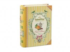 Dárkový zelený ovocný čaj sypaný, dárek čaje