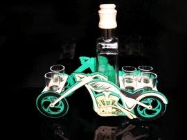 Láhev pro motorkáře dárek