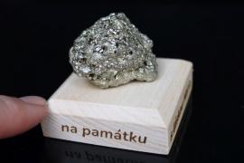Pyrit minerál dárek