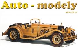 Model auta Mercedes