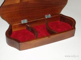 Krabičky na šperky
