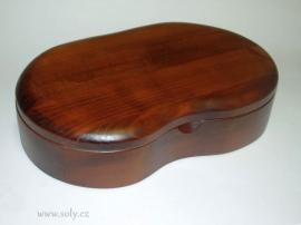 Šperkovnice ze dřeva