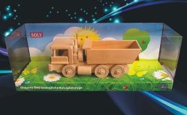Dřevěné nákladní auto TATRA