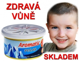 vůně do auta POLAR