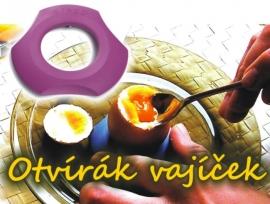 Loupač vařených vajíček Cregg