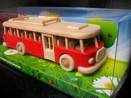 Dětský autobus hračka