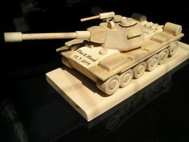 Dárek pro tankisty, tank T72 ruské výroby