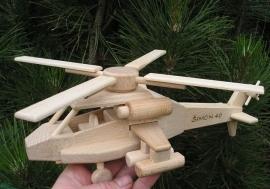 Helikoptéra hračka