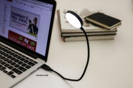 USB LED svítilna, lampička k PC