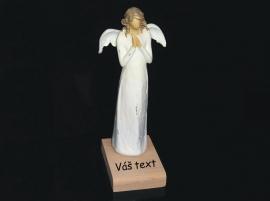 Ochraný anděl, dárek pro manželku, babičku..