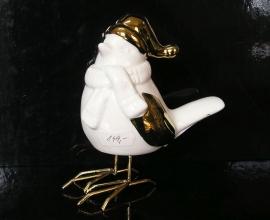 Zlatý ptáček, ptáče, vánoční dekorace