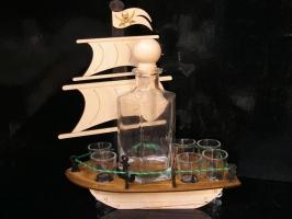 Dárek pro vodáka, námořníka | plachetnice | loď