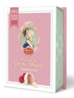 Mozartovy koule | čokoláda bílá, nugát, marcipán
