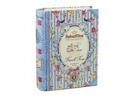 Rooibos sypaný čaj s příchutí Sebastea French Rose