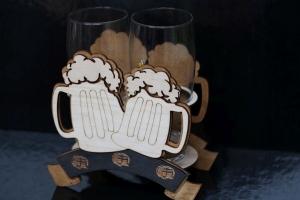 Dárek pro pivaře, pivní dárky, dárkový pivní koš