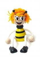 Včelka Mája hračka na pružině