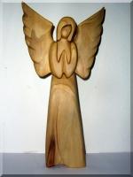 Soška, Anděl se modlí  v. 25 cm