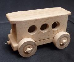 Extra vagón osobní pro vláček F5 a F13