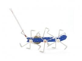 Maxi mravenec Franta. Plechové hračky na klíček
