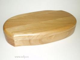 Šperkovnice ze dřeva, luxusní provedení české výroby