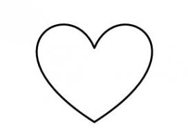 Srdíčko, vypálení symbolu na hračku-dárek
