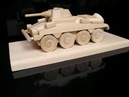 Obrněný kolový transportér PUMA, hračka