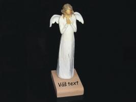 Ochraňuj MĚ andělíčku, Dárek pro ženu, babičku