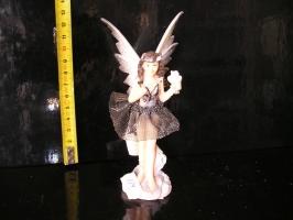 Anděl Víla dekorace 13 cm