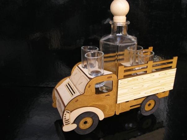 Dárek pro řidiče náklaďáku | nákladní vůz dárky