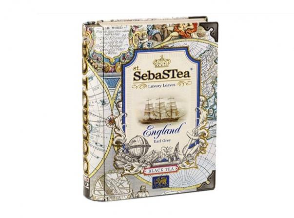 Černý sypaný čaj Sebastea India
