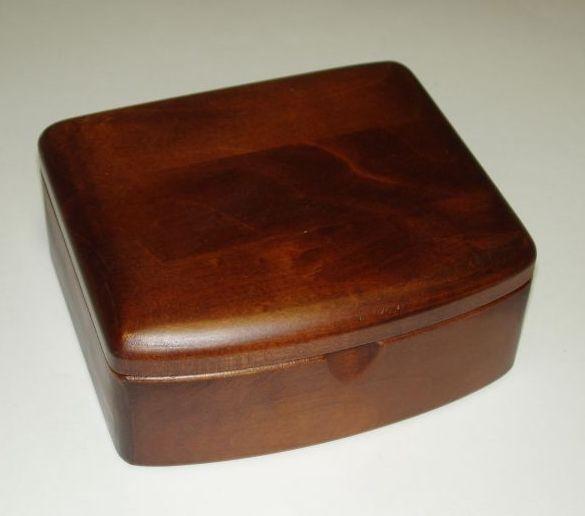 Dřevěná šperkovnice česká výroba