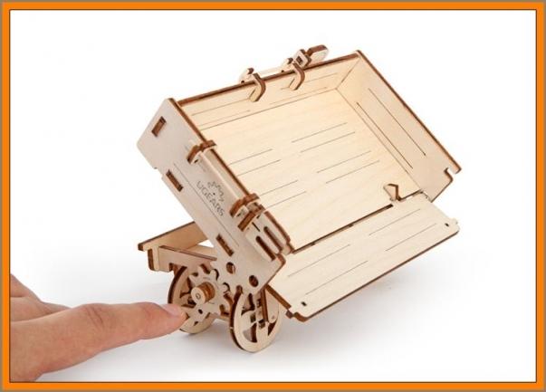 Trakorová vlečka stavebnice hračka